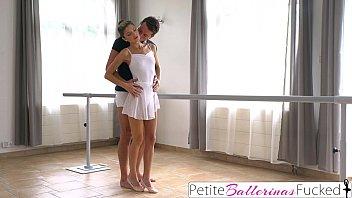 Tiny Dancer Gina Gerson Intimate Ride On Big Cock