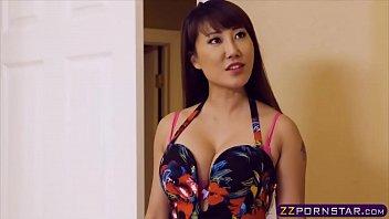 Hot asian chick got r. on her girlfriend via fucking 6 min