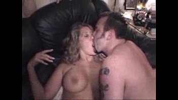 Bi-sexual husband and his hot wife in homemade compilation