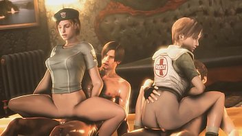 Jill Valentine The Promiscuous Girl