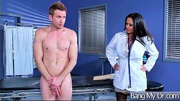 Sex Adventures Between Doctor And Horny Patient (Ava Addams) vid-08