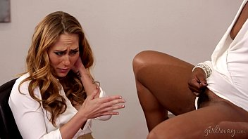 An unusual interview with Carter Cruise and Chanell Heart