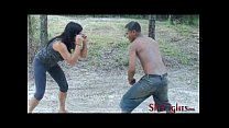 Now Its A Fight - Mikaela vs Barack