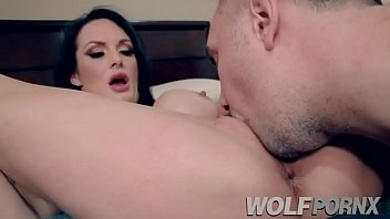 Fucking my wife Alektra Blue for valentines with my big dick