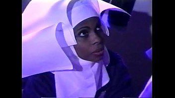 Young Black Nun 6 min
