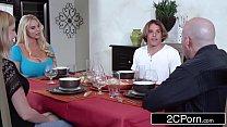 Bored Married MILF Karen Fisher Steals Her Daughter's Boyfriend for Casual Fun