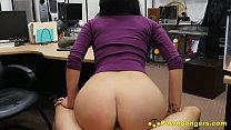Stunning Big Titty Latino Mom Takes Huge Cock In Her Throat & Pussy