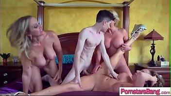 Superb Pornstar (Julia Ann & Phoenix Marie & Richelle Ryan) Need And Like Huge Cock In Her v
