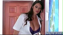 Sex Tape With Sexy Doctor And Hot Patient (Alison Tyler) video-02