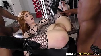 Black Cock Anal with Lauren Phillips - Cuckold Sessions