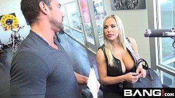 BANG Confessions: Squirting MILF Olivia Austin Fucks The Shop Clerk