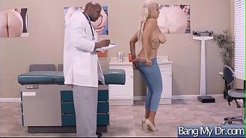 Patient (Bridgette B) And Doctor Enjoy Hard Sex Adventures vid-07