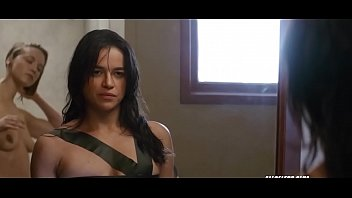 Michelle Rodriguez in The Assignment 2016 6 min
