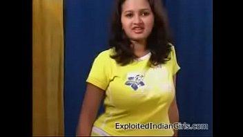 Cute Exploited Indian b. Sanjana Full DVD Rip DVD quality