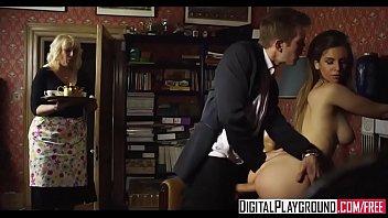 DigitalPlayground - Sherlock A XXX Parody Episode 4 8 min