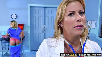 Brazzers - Tease And Stimulate Marsha May,Alexis Fawx