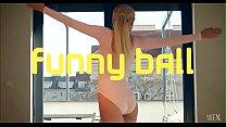 Lisa Dawn masturbating in Funny Ball - Watch Part2 on milfcamhunter.com