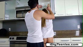 Alice Merchesi having sex with stepbro