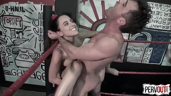 NO RULES Wrestling with Roxanne Rae PEGGING SEX