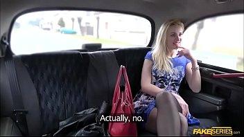 Milf Afina Kisser rubbing her pussy in black stockings