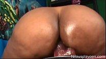 Ass Stretching #3 Bounce : Nilou Achtland