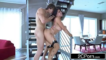 Cheating Wife Romi Rain Gets Some Cop Dick