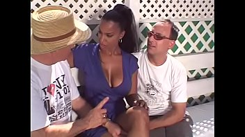 Black Wife Swinger Threesome