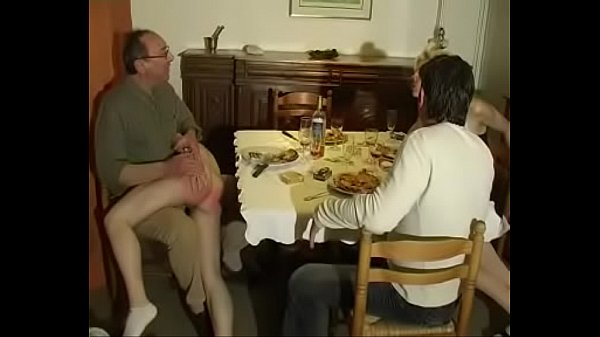 Two couples dinner