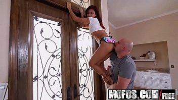 Mofos - Dont Break Me - Freckled Latina Deepthroats starring  Jade Jantzen