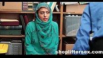 Hijab-Wearing Arab Teen Harassed For  stealing