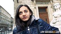 Beautifu Shrima Malati slips his cock deep into her throat