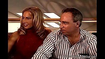 Gorgeous Swinger Blonde Takes Rough Sex