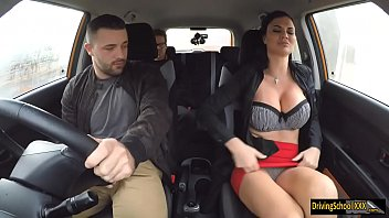 Huge juggs Jasmine Jae double stuffed