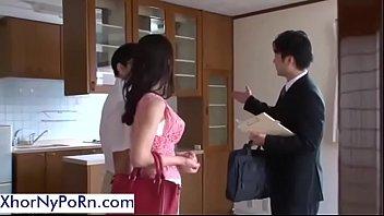The Realtor Fucks This Sexy Asian Wife  -XhoRnyPoRn.com