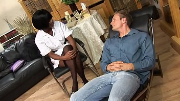 Psychiatric Nurse Jasmine Webb Gives Scorching Anal Relief To Horny Patient