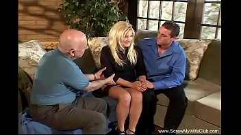 Interracial Anal For Blonde Swinger Wife
