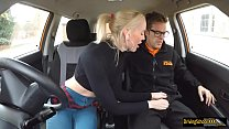 Lexi Lou pounded by driving instructor