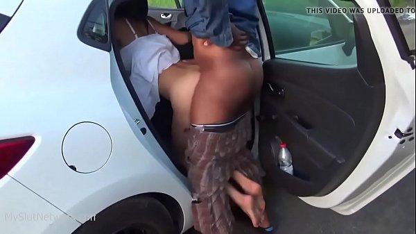 Slut Wife Fucking BBC in the Car numberoneporn.com