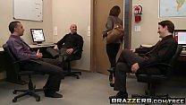 Brazzers - Big Tits at Work - Woopee in the Workspace scene starring Aleksa Nicole and Keiran Lee