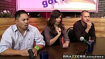 Brazzers - Shes Gonna Squirt - ZZs Got Talent scene starring Natasha Starr and Danny Mountain