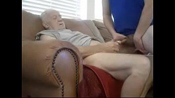 Sucking An Old Man