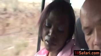 African honey enjoys blowing white cock in carefick-vol1-3-edit-ass-3
