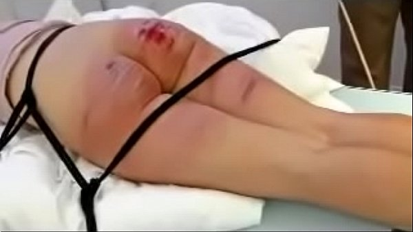 Homemade spanking