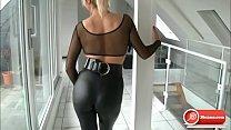 Wichsanleitung JOI German Blonde Dirty Talk