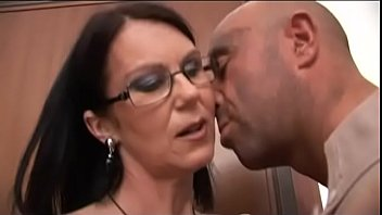 Milf with glasses wants hard cock
