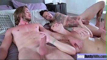 Busty Slut Wife (Syren De Mer) In Hardcore Sex Action mov-25