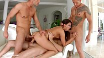 Creampie scene with Cindy Bubble by All Internal