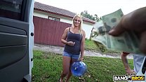 BANGBROS - Surviving The Hurricane One Ride At A Time with Paris Knight