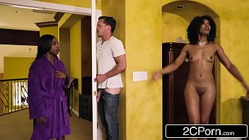 Horny Black Mom Steals Her Daughter's Boyfriend - Misty Stone, Sarah Banks