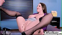 Hardcore Bang With Horny Big Tits Office Girl (Angela White) video-02